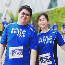 Dennis Thien Boon Bing & Wife