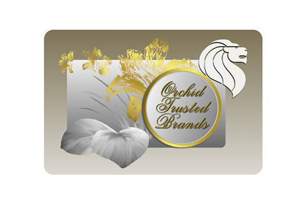ORCHID TRUSTED BRAND (AWARDED, 2012)