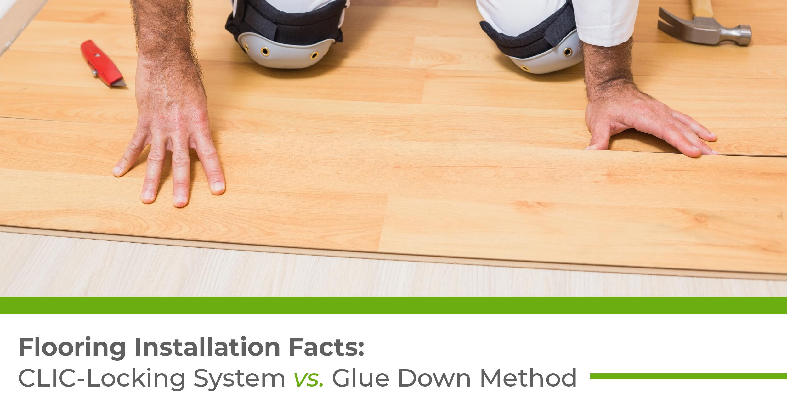 Flooring Installation Facts Clic