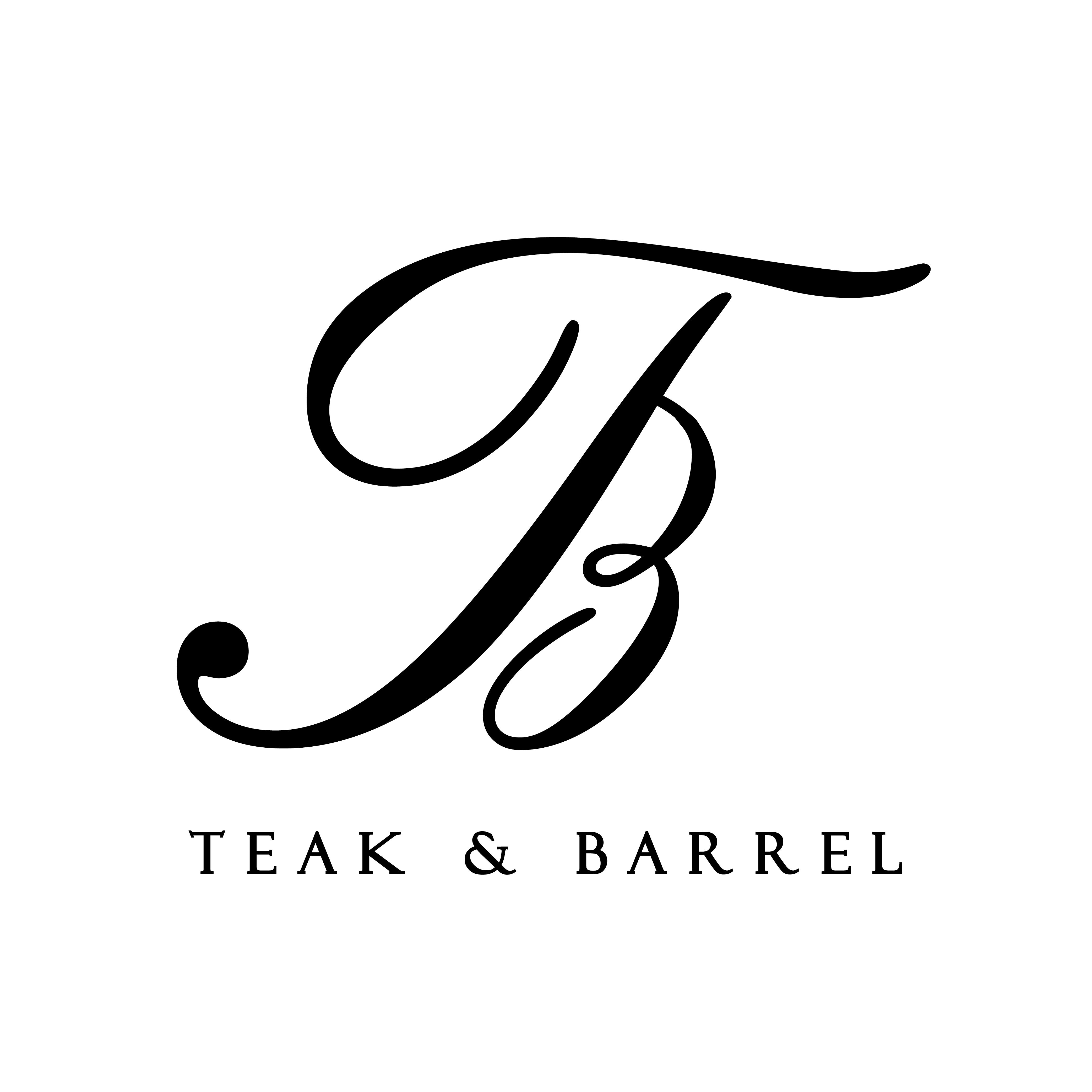 Teak & Barrel